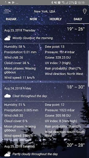 Weather Radar Pro  image 4