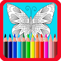 Mandala Super Color Pages icon