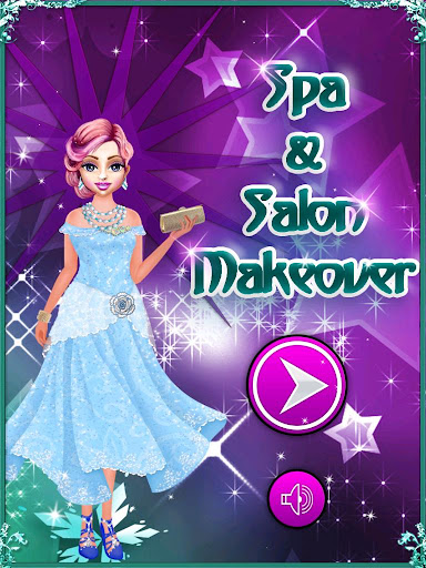 Spa And Salon Makeover