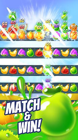 Juice Fruit Pop: Match 3 1.03 screenshot 307547