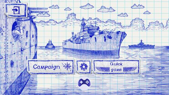 Retro Sea Battle - náhled