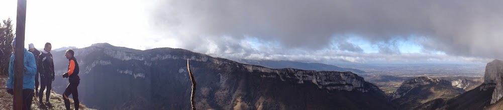 Photo: Panorama du Vercors