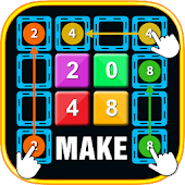 2048 Puzzle Game 2D