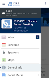 CPCU Society- screenshot thumbnail