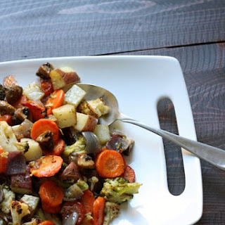 Jessika's Roasted Vegetables