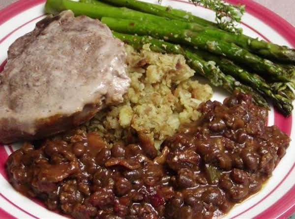 My Best Of The Midwest Bbqed Baked Beans