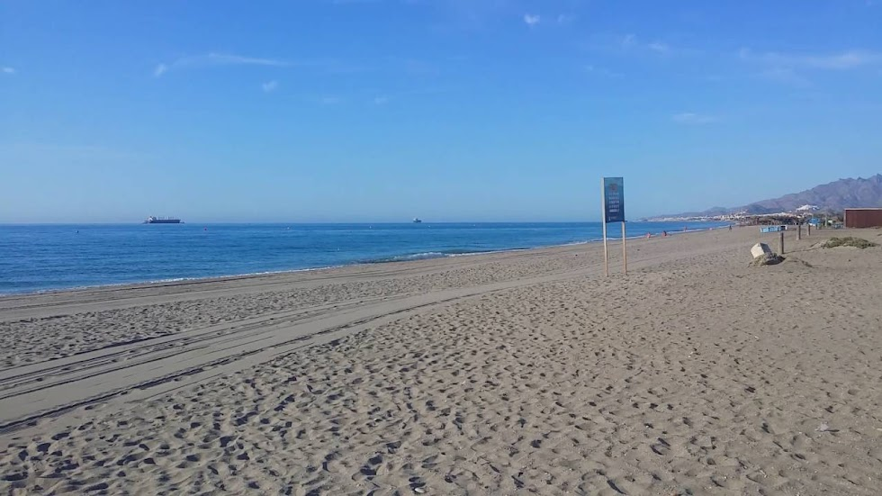 Vera, paraíso naturista y playa del la localidad del Levante Almeriense.