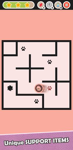 Animal Escape - Rescue Pet Puzzle screenshot 4