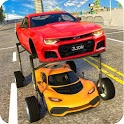 Modern Car Driving Simulator SUV Car Parking Games icon