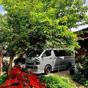 ハイエース  1型SGL.-D-4WDのカスタム事例画像 isam【cresties】さんの2021年05月12日20:09の投稿