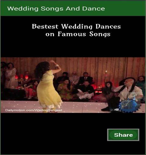 Mehndi Dance Wedding Songs