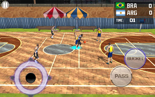 免費下載體育競技APP|真实篮球比赛2017年 app開箱文|APP開箱王