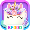 Unicorn Chef: Free & Fun Cooking Games for Girls APK