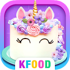 Unicorn Chef: Free & Fun Cooking Games for Girls icon
