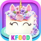 Unicorn Chef: Free & Fun Cooking Games for Girls