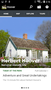 NPS Herbert Hoover- screenshot thumbnail