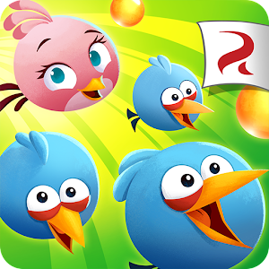 Angry Birds POP Bubble Shooter v1.7.4 Mod APK (Unlimited Gold/Lives)