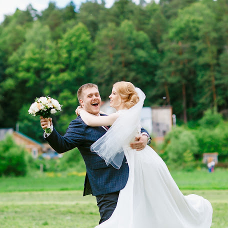 Wedding photographer Olga Vasileva (olgakapelka). Photo of 18.07.2017