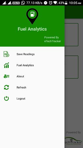 Fuel-Analytics 1.0 screenshots 1