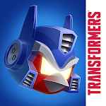 Angry Birds Transformers 1.44.3 (Mod Money/Unlock)