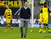Borussia Dortmund liet punten liggen tegen Eintracht Frankfurt