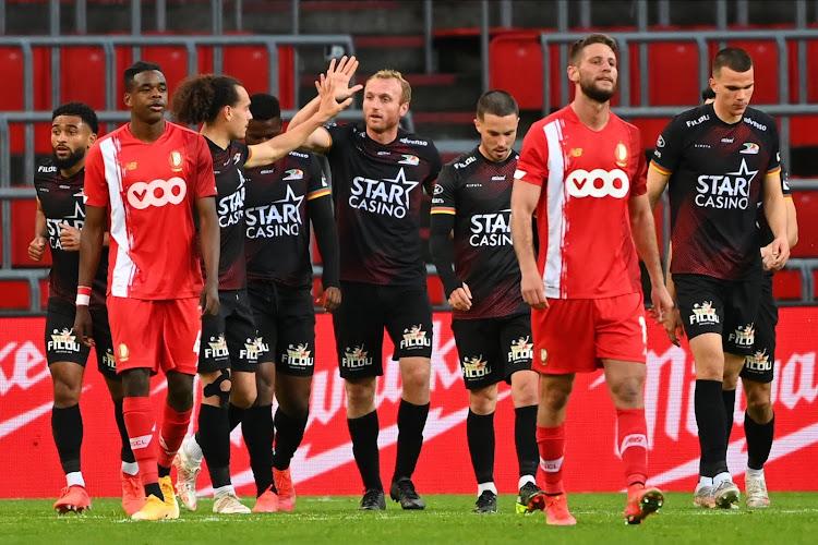 Kevin Vandendriessche neemt afscheid in stijl van KV Oostende met twee doelpunten en één assist tegen Standard