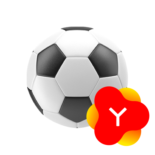 Football theme for Yandex Launcher