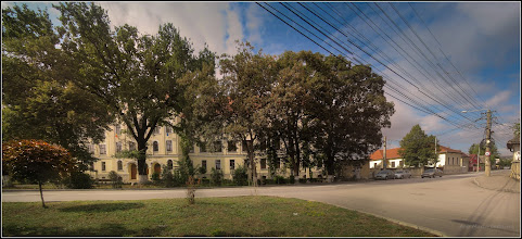 Photo: Str. Dr. Ioan Ratiu, Nr.111 - Colegiul Mihai Viteazul - 2017.09.06