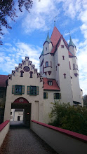 Photo: kaltenberg castle: the main entry