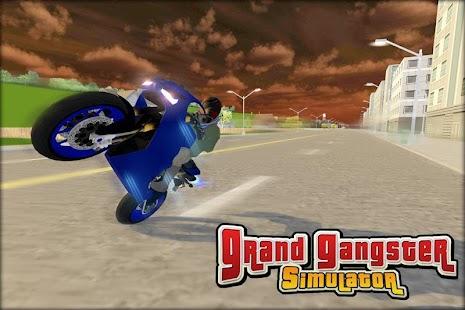 City Gangster Simulator - náhled