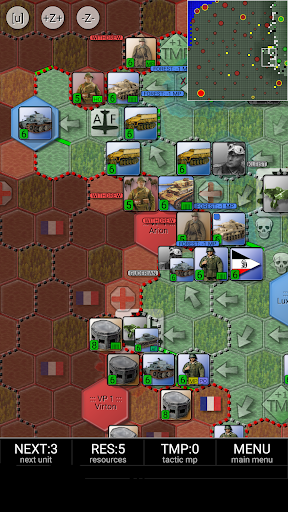 Invasion of France 1940 (free) 4.8.2.0 screenshots 5