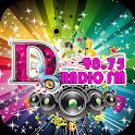 D Radio FM ดีเรดิโอเอฟเอ็ม icon