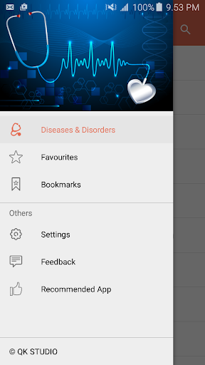 Download Disorder & Diseases Dictionary 7.6 1