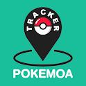 pokemoa.com 트래커 버전 - (포켓몬고 지도) icon
