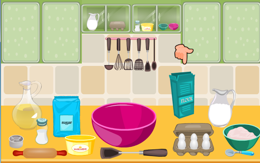 Cake Girls Games Cooking Games 4.0.0 Screenshots 1