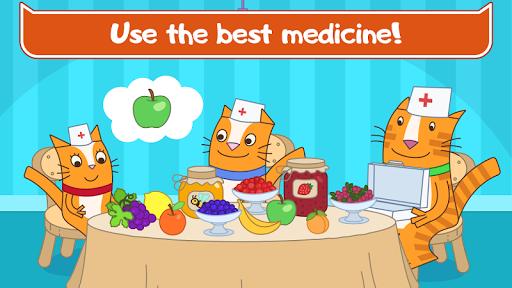 Cats Pets Animal Doctor Games for Kids! Pet doctor  screenshots 5