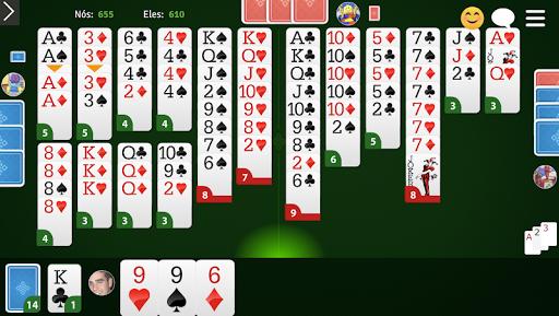 Buraco Italiano Online - Jogo de Cartas 98.1.32 screenshots 8