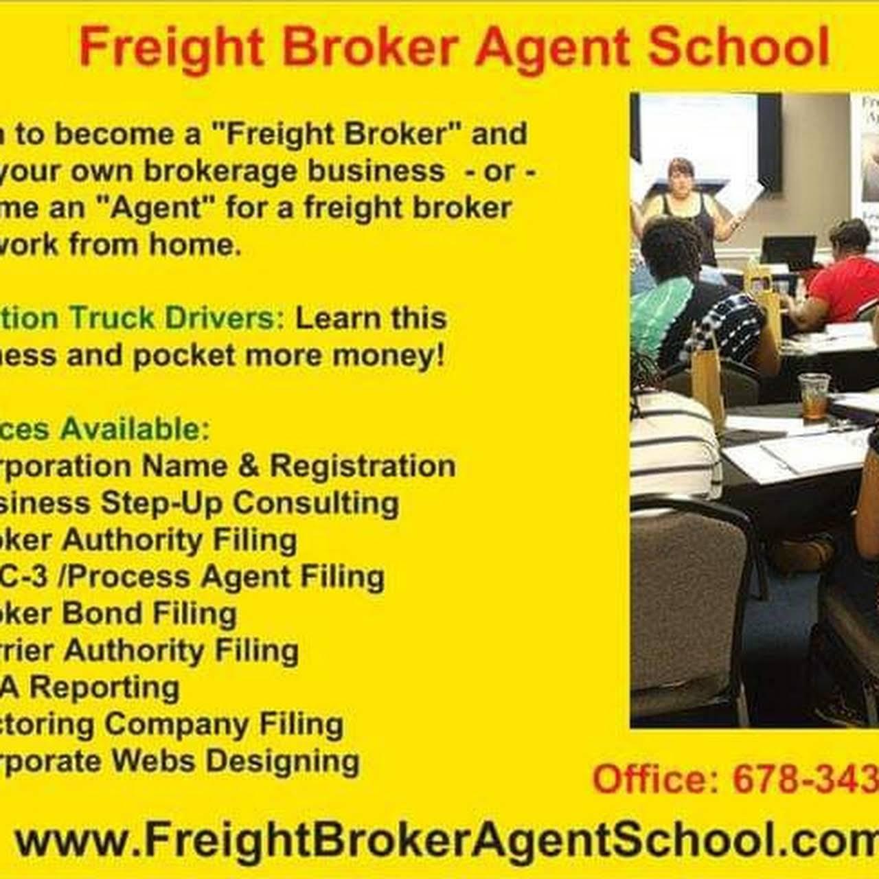 Freight Broker Agent School /ShippersCarriers com LLC