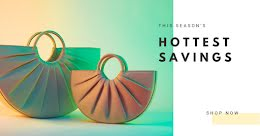 Hottest Savings Show Now - Facebook Ad item