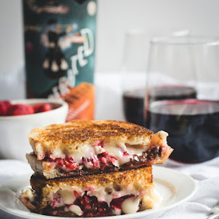 Dessert Grilled Cheese 3 Ways