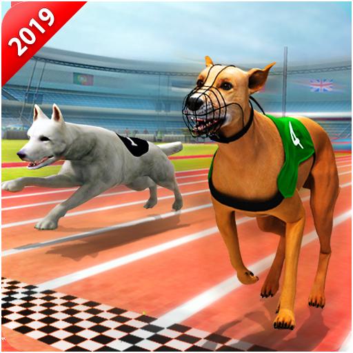 Crazy Wild Dog Racing Fever Sim 3D - Dog Race 2019
