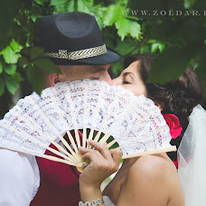 Fotografo di matrimoni Darya Zolotareva (zoldar). Foto del 04.10.2015