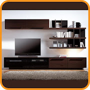 Latest TV Shelves Furniture & Ideas APK