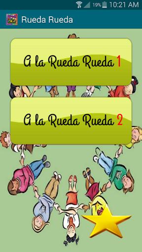 A la Rueda Rueda Tema Infantil