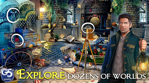 Hidden City: Hidden Object Adventure  screenshots 8