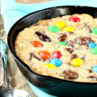 Double Chocolate Pizookie