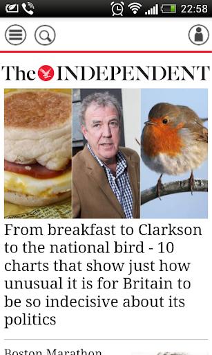 英國的報紙