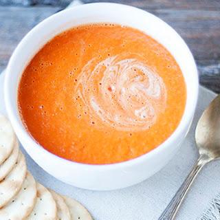 Creamy Chipotle Tomato Soup