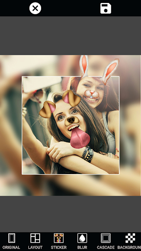 Photo Editor Filter Sticker & Selfie Camera Effect screenshot 12