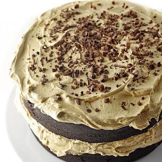 Chocolate Stout Cake Recipe with Espresso Buttercream Recipe